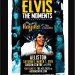 Elvis - The Moments, March 7, 2015