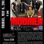 The Mudmen, May 8, 2015
