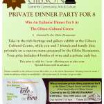 Taste of the Town 2015 - Raffle