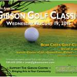 8th Annual Gibson Golf Classic