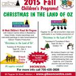 Christmas in the Land of OZ - 2015
