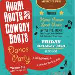 Rural Roots and Cowboy Boots