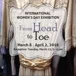 From Head to Toe Vintage Fashion Exhibit