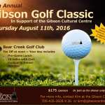 9th Annual Gibson Golf Classic