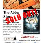 The ABBA Story - SOLD OUT