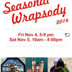 Seasonal Wrapsody 2016