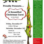 """A Seussified Christmas Carol"" Dec 9th & 10th"