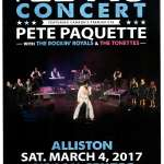 The Elvis Concert with Pete Paquette