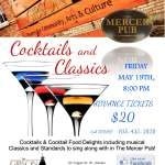 Cocktails and Classics in the Pub