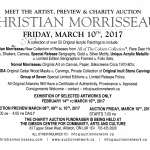 Meet The Artist, Preview & Charity Auction