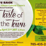 8th Annual Fundraiser - Taste of the Town