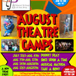 GSOTA August Theatre Camps 2017
