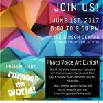Photo Voice Art Exhibit