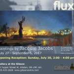 Paintings by Jacquie Jacobs - Opening Reception
