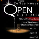 Coffee House Open Mic