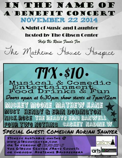 In The Name Of - A Benefit Concert