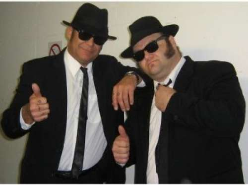 Soul Men, A Blues Brothers Tribute