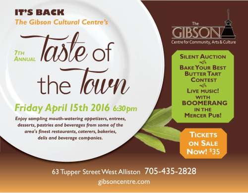 7th Annual Taste of the Town