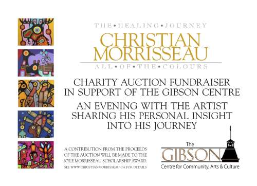 Christian Morrisseau Charity Auction