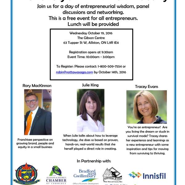 Elevate Your Business Locally - Oct 19th