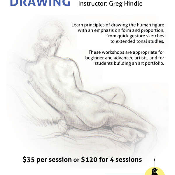 Life Drawing - Oct 26th