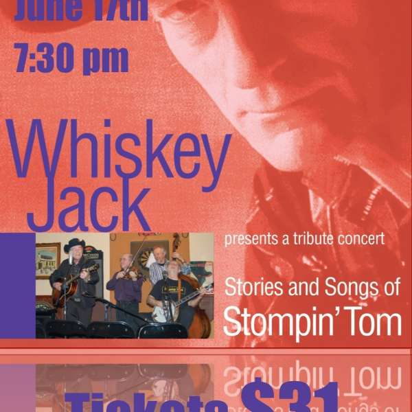 Gibson Centre 10th Anniversary Celebration with Whiskey Jack!