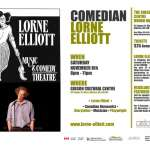 Lorne Elliott - Music & Comedy Theatre