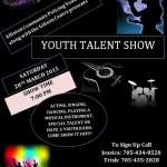 Youth Talent Show March 28, 2015