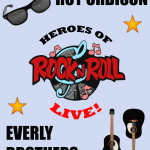 Roy Orbison & Everly Brothers Tribute 2015