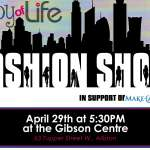 Joy of Life Fashion Show 2015