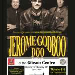 Barrie Jazz & Blues Fest featuring Jerome Godboo Duo