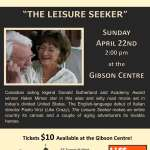 "TIFF Films on Screen presents ""The Leisure Seeker"""