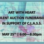 Art With Heart Fundraiser