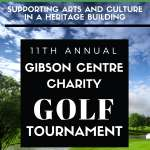 11th Annual Gibson Centre Charity Golf