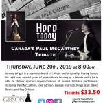 Here Today - Paul McCartney Tribute