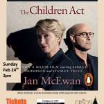 "TIFF Films on Screen presents ""The Children Act"""