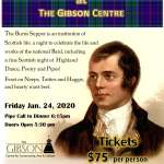 Robbie Burns Celebration