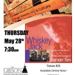 Whiskey Jack presents a Stompin