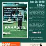 "TIFF Films on Screen presents ""Parasite"""