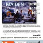 "Tiff Treasures presents ""Maiden"""