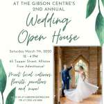 2nd Annual Wedding Open House
