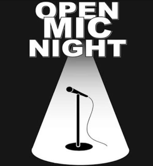 Open Mic Feb 5th