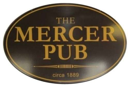 Mercer Pub - Dec 3, 2016