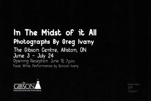 In The Midst of it All - Opening Reception
