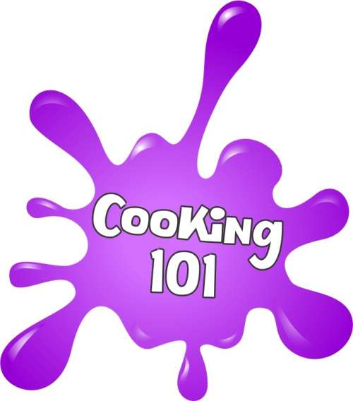 Cooking 101 (Grades 3-6)