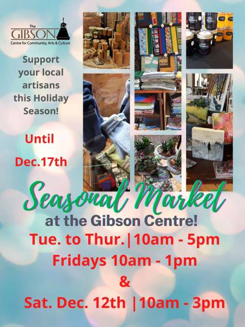 Seasonal Market 2020 - Revised Hours