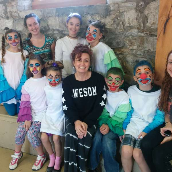 Summer Camp with The Gibson Theatre School