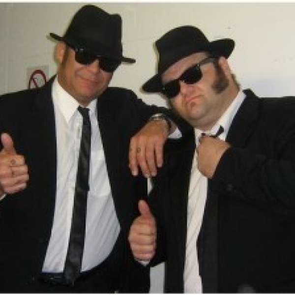 Soul Men a Blues Brothers Tribute - April 22nd