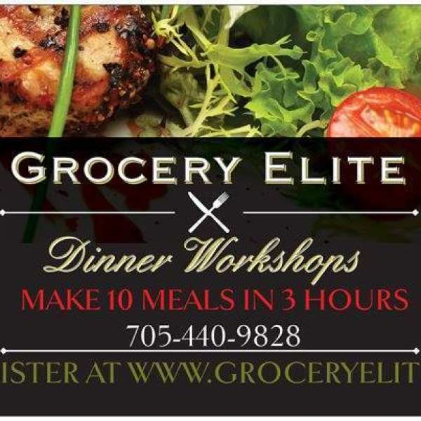 "Grocery Elite ""Freezer Meal Workshops"""