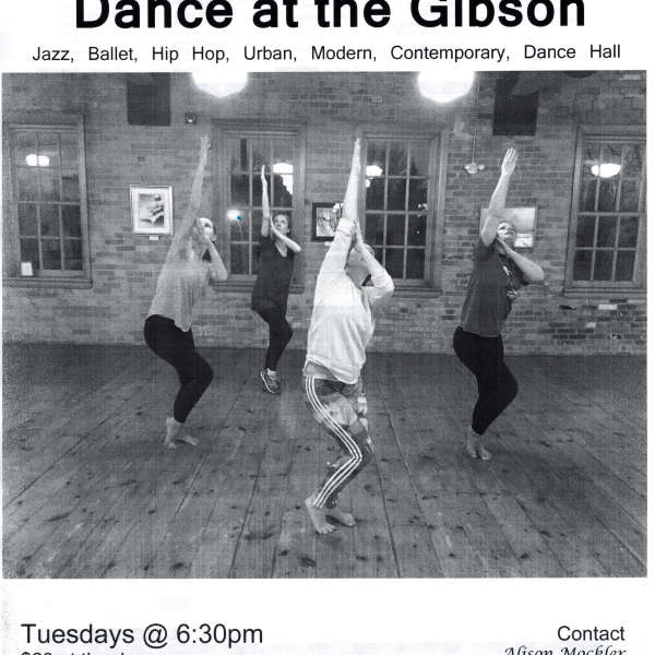 Dance at the Gibson